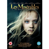 Les Miserables Movie 2012 (DVD / Digital Copy / Ultra Violet Copy - Region 2: UK & Europe)